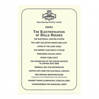 Instructions - Electrical installation (EN)