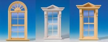 Windows and window accessories
