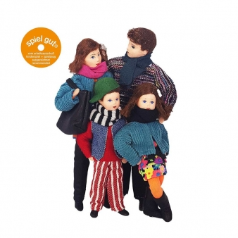 Flexible Dolls - Young Families