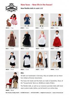 "ONLINE Catalogue ""Flexible Dolls"" (EN)"