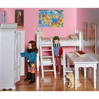 Finished furniture sets