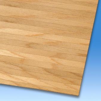 Floorboards and parquet flooring