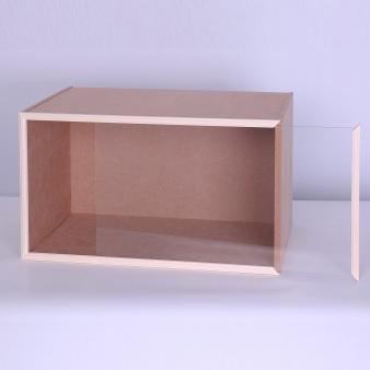 Modul-Box mit Frontglasscheibe