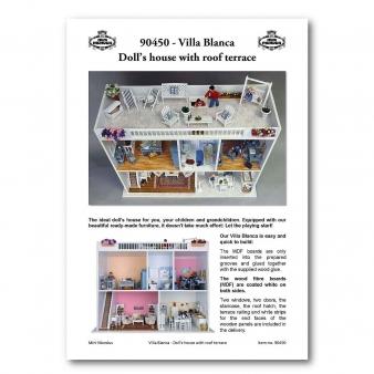 """ONLINE Catalogue: """"Villa Blanca"""" (EN)"""