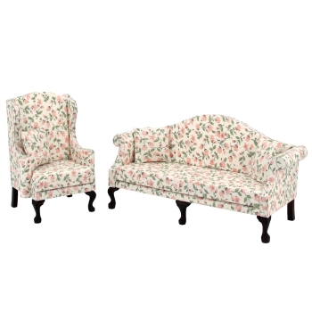 Chippendale Polstersofa