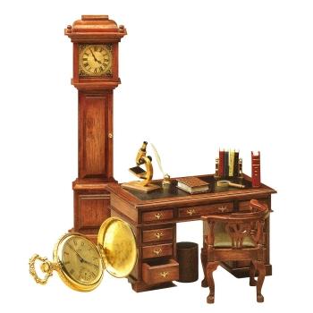 English writing desk