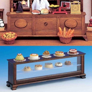 Bausatz-Set - Café und Konditorei