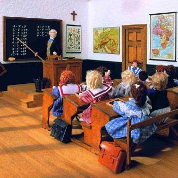 Complete school room set
