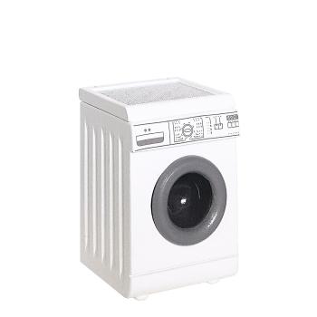Waschmaschine, weiß