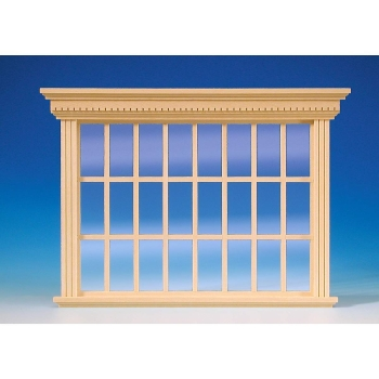 Patrizier Atelierfenster