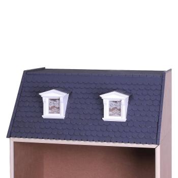 Dachgeschoss zur MODUL BOX