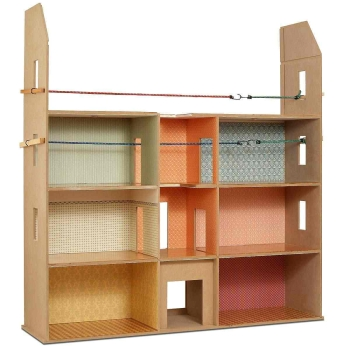 MDF construction kit - Large townhouse