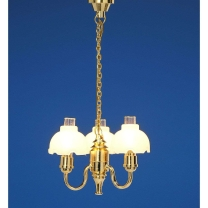 3-tier gas lamp, MiniLux