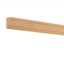 Room ceiling corner slats, 10 pieces