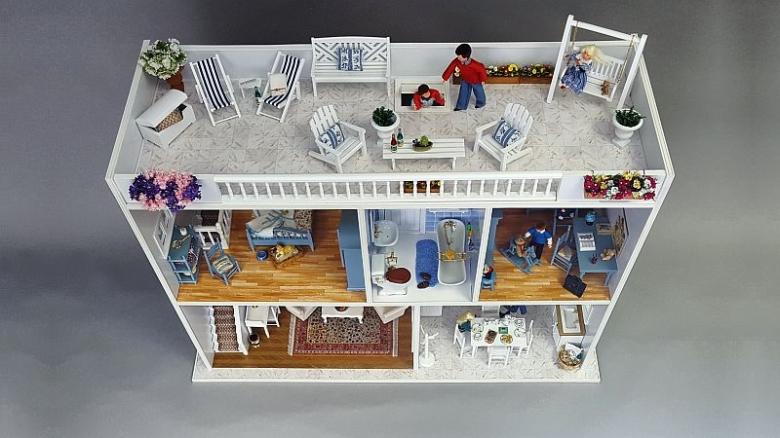 "NEU: Das Terrassenhaus ""Villa Blanca"""