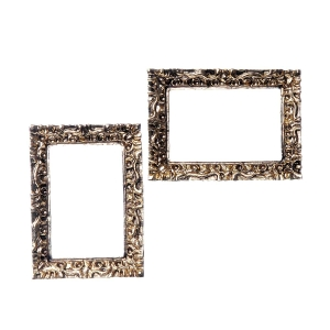 Small baroque picture frames