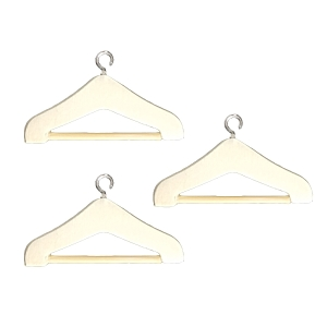 Hangers, 3 pcs