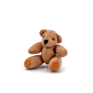 Teddy bear, brown