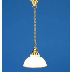 Hanging ceiling lamp with cover, MiniLux