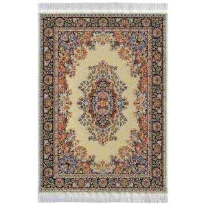 Oriental carpet, woven, 15x24