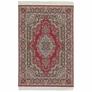 Orient Teppich, gewebt, 20x32
