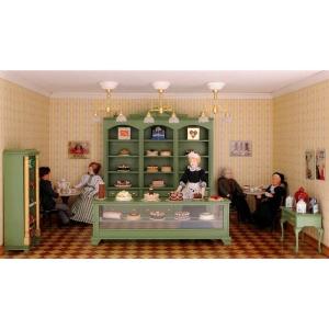 Furniture construction set - Café and confectionery