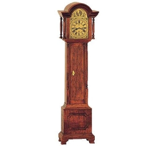 Simon Willard Longcase Clock