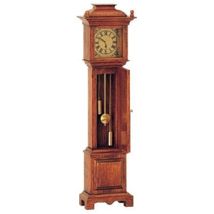 Chippendale longcase clock