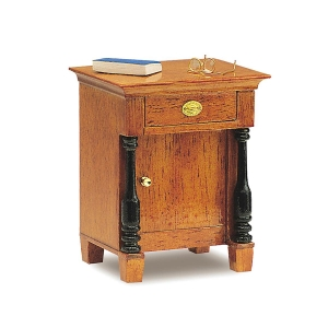 Biedermeier nightstand