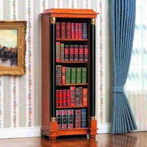 Biedermeier Bücherregal