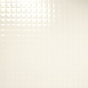 Tile foil, white, 420 x 225 mm