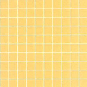Tile foil, yellow-beige, 275 x 160 mm