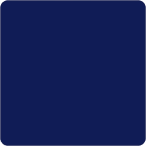 Acrylic varnish, sapphire blue, 2 in 1, silky matt