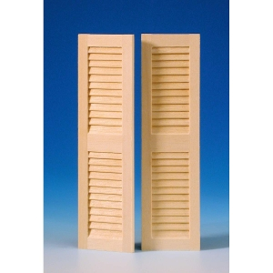Lamellen-Fensterläden