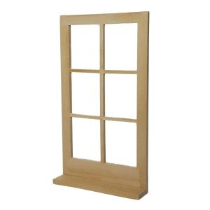 Fenster Attrappe, ideal für die MODUL BOX
