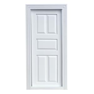 Paneel-Tür, weiß