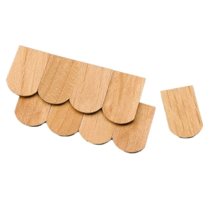 Roof shingles - 100 pieces