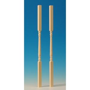 Veranda-Ecksäulen