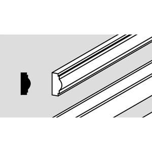 Wandpaneel-Leisten, 10 Stück