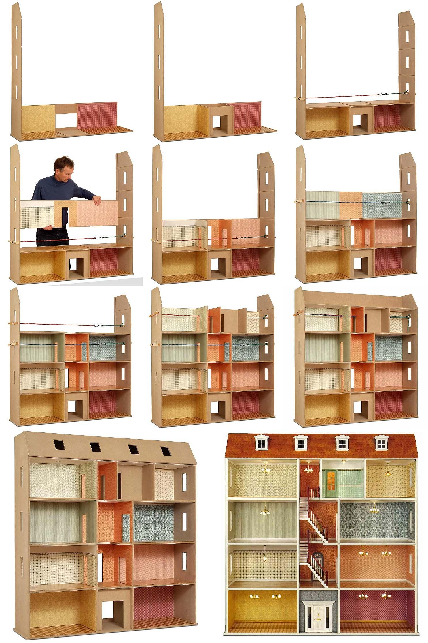 hausbau stadthaus. Black Bedroom Furniture Sets. Home Design Ideas