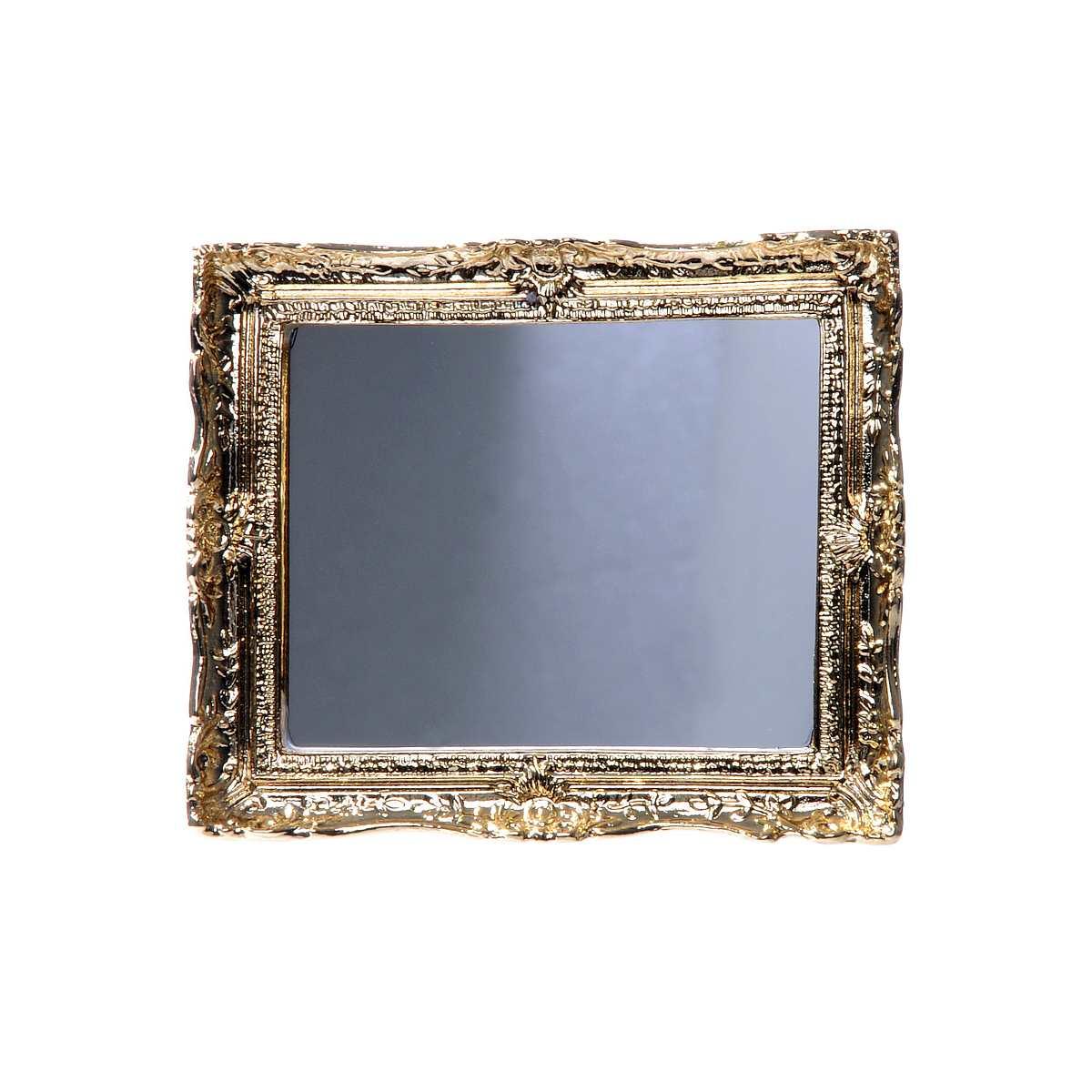 spiegel mit goldrahmen spiegel olagora mit goldrahmen aus. Black Bedroom Furniture Sets. Home Design Ideas