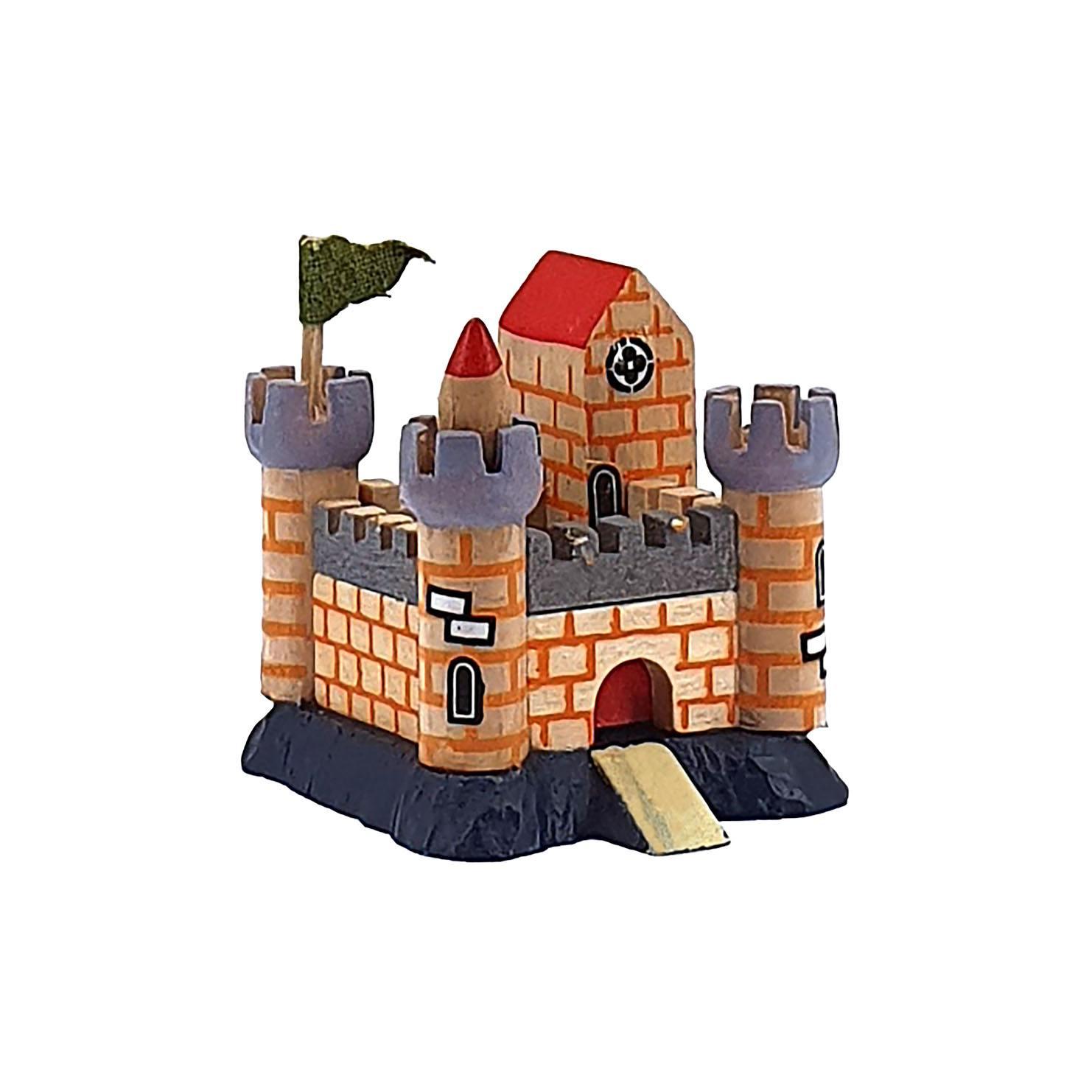 Spielzeug Burg