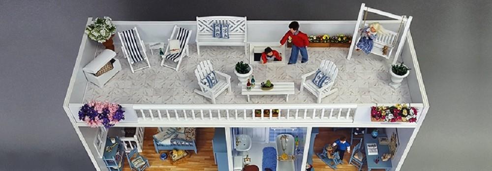 Dolls Houses for Kids