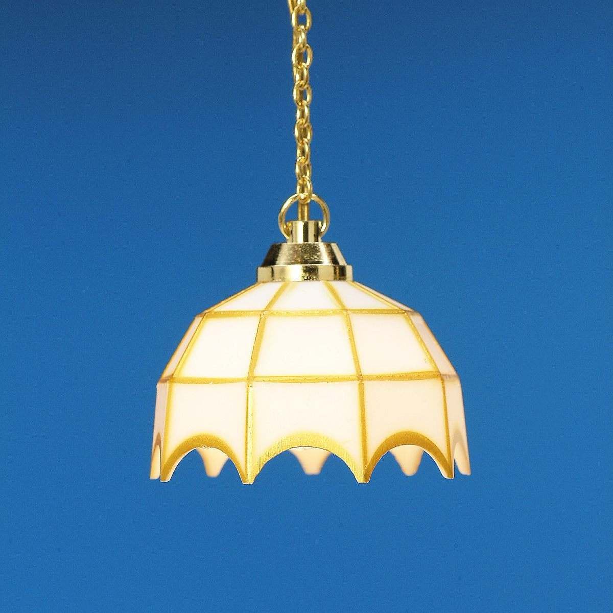 Tiffany hanging ceiling lamp, MiniLux