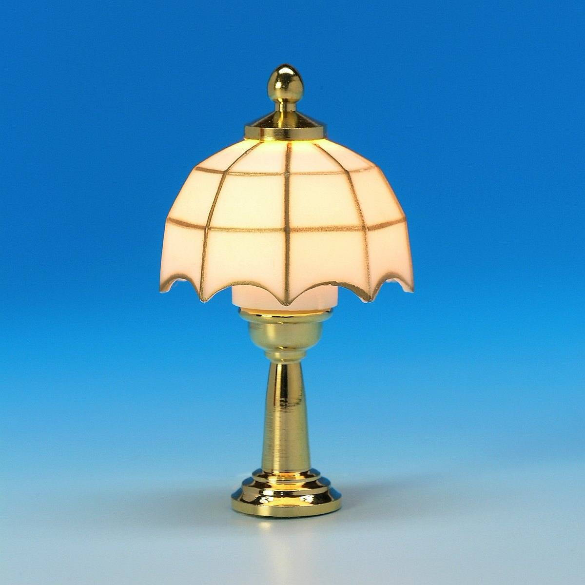 Tiffany Table Lamp, MiniLux
