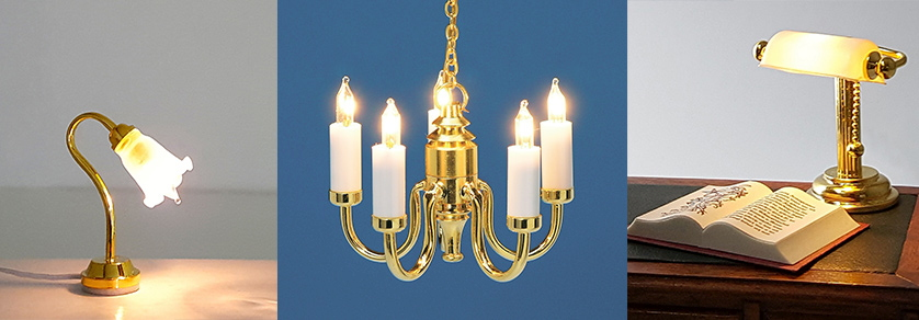 Lampen und Beleuchtungen