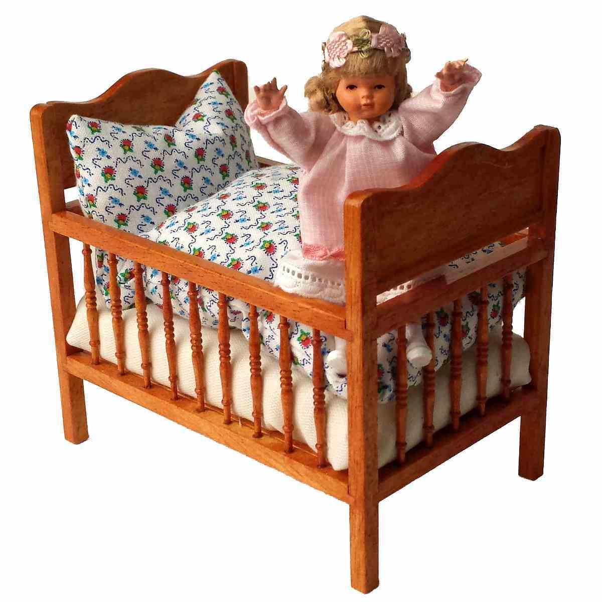 Kinder-Gitterbett