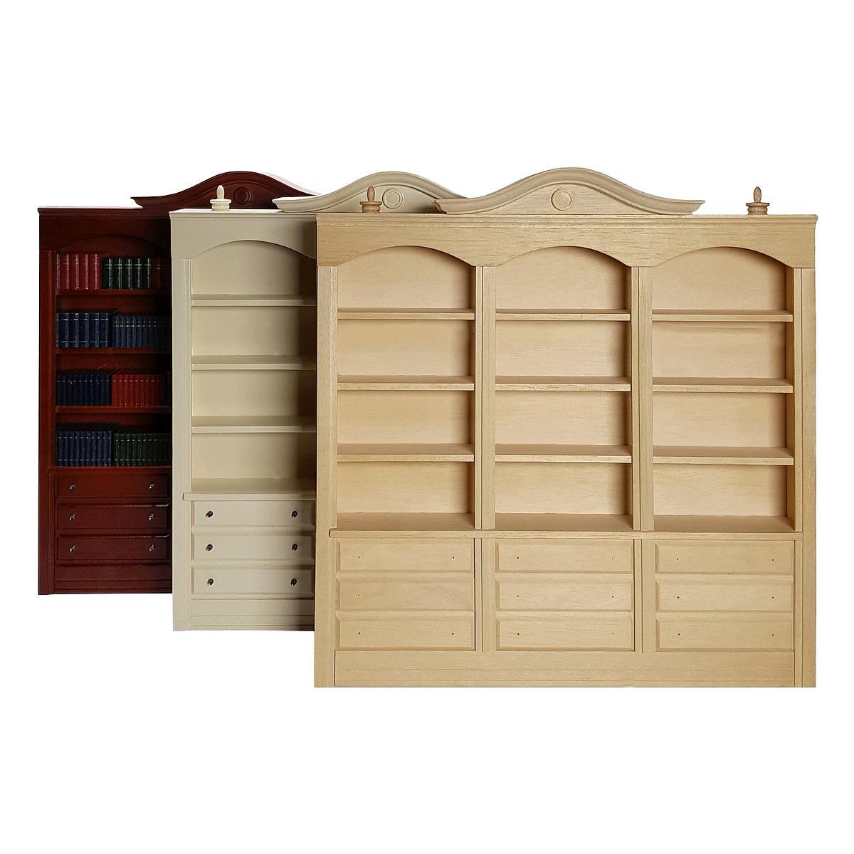 Großes Ladenregal - Bücherschrank