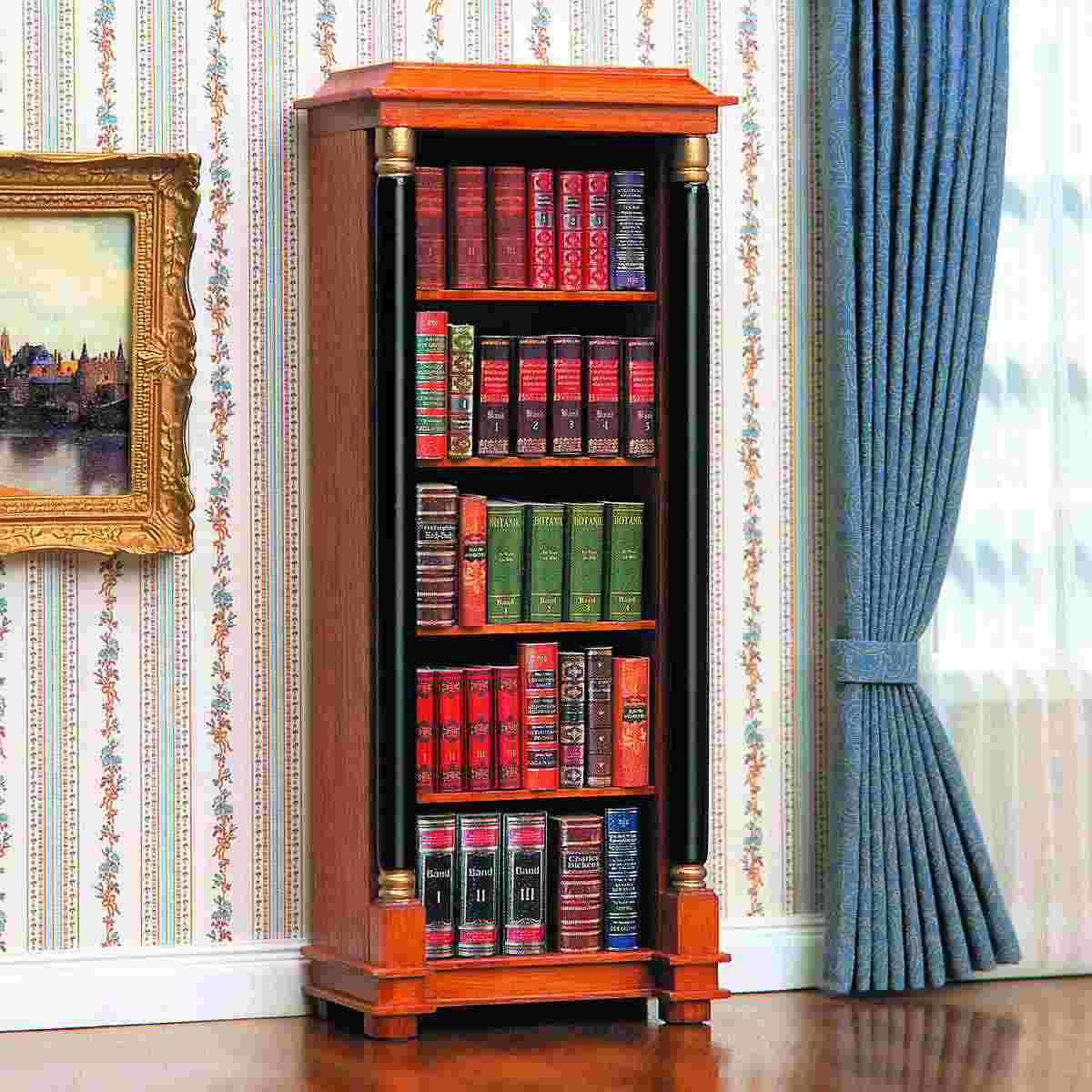 Biedermeier Bücherregal