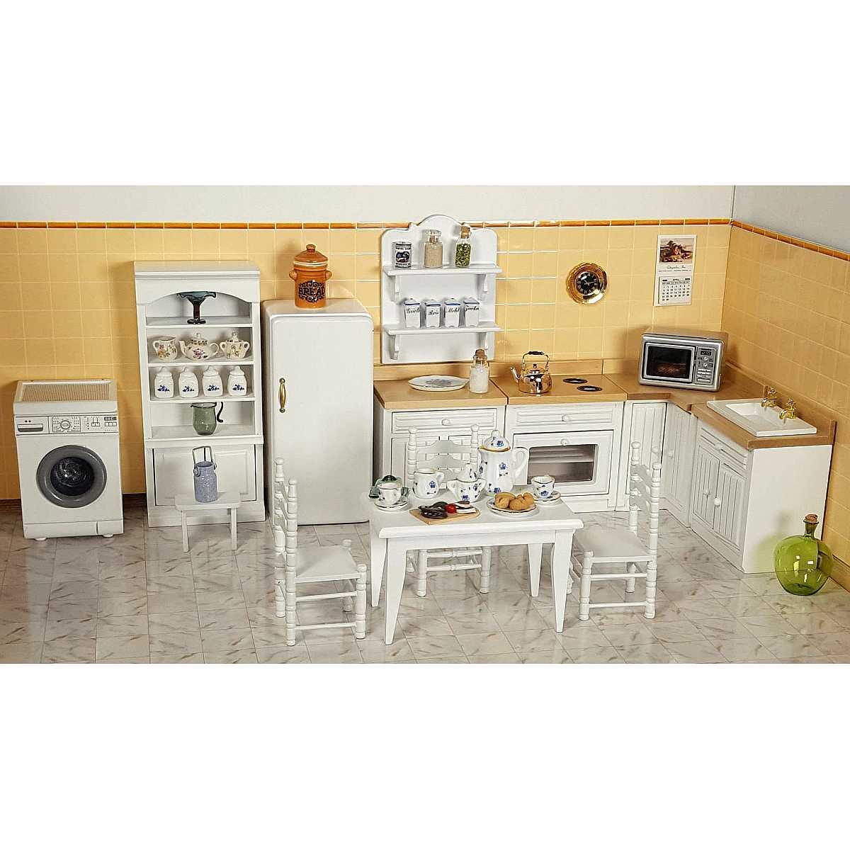 Komplettpackung - Alte Küche ohne Herd-40210